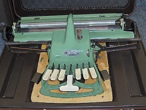 Braillemaschine